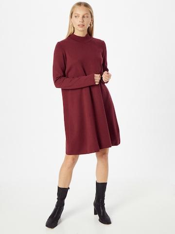 ARMEDANGELS Pletené šaty 'FRIADAA' - Červená