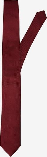 JACK & JONES Corbata en rojo vino, Vista del producto