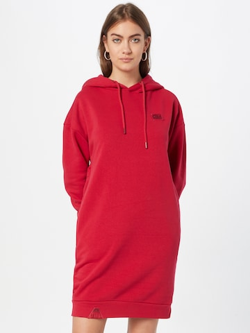 Sublevel Jurk in Rood