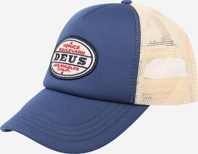 DEUS EX MACHINA Cap in Champagne / Blue, Item view
