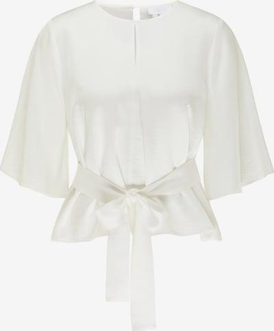 usha WHITE LABEL Bluse in weiß, Produktansicht