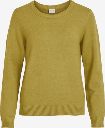 VILA Pullover in oliv, Produktansicht