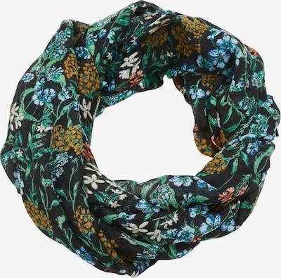 ESPRIT Sjaal in de kleur Gemengde kleuren / Zwart, Productweergave