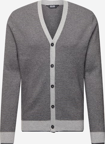 Only & Sons Knit cardigan 'WESLEY' in Grey