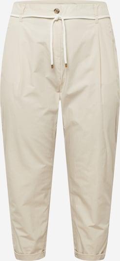 Esprit Curves Pantalón plisado en beige claro, Vista del producto