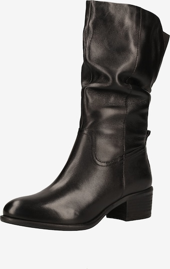 Steven New York Laarzen in de kleur Zwart, Productweergave