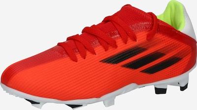 ADIDAS PERFORMANCE Sportschuh 'X Speedflow.3' in orangerot / schwarz, Produktansicht