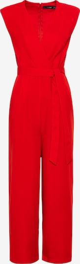 HALLHUBER Jumpsuit aus TENCEL™ in rot, Produktansicht