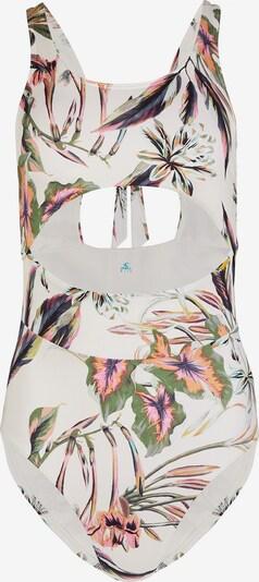O'NEILL Badeanzug in mischfarben / weiß, Produktansicht