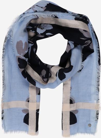 ESPRIT Šal | mornarska / svetlo modra / siva barva, Prikaz izdelka