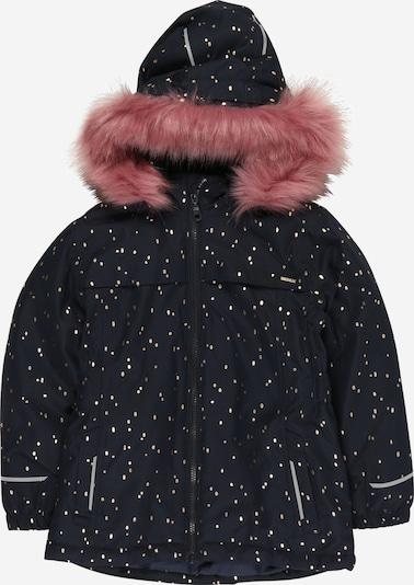 NAME IT Jacke in dunkelblau / mischfarben / rosa, Produktansicht