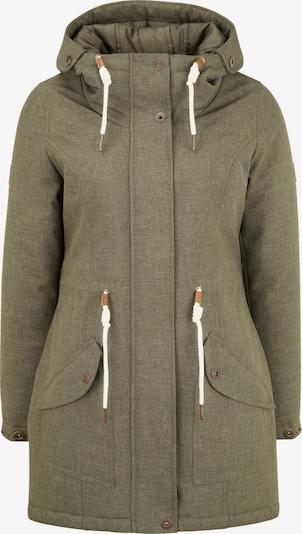 Oxmo Parka 'Melly' in khaki, Produktansicht