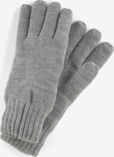 TOM TAILOR DENIM Vingerhandschoenen in de kleur Grijs, Productweergave