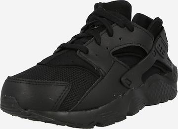 Nike Sportswear Tennarit 'Huarache Run' värissä musta