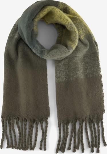 TOM TAILOR Sjaal in de kleur Groen, Productweergave
