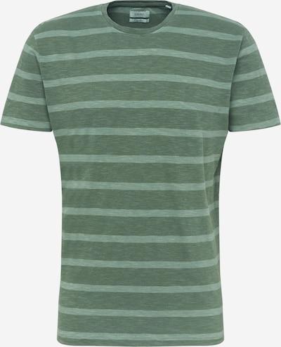 ESPRIT T-Shirt in navy / grün, Produktansicht