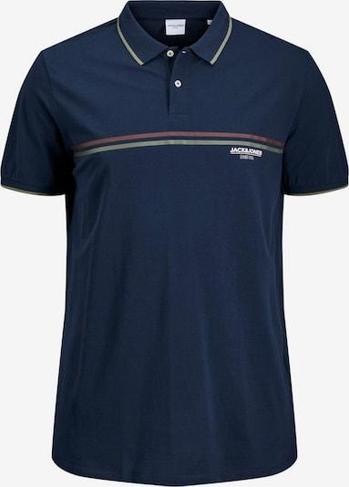 JACK & JONES T-Shirt in navy, Produktansicht
