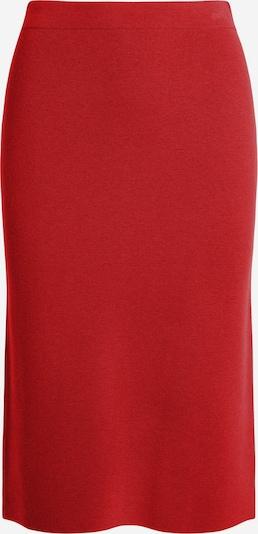 APART Strickrock in rot, Produktansicht