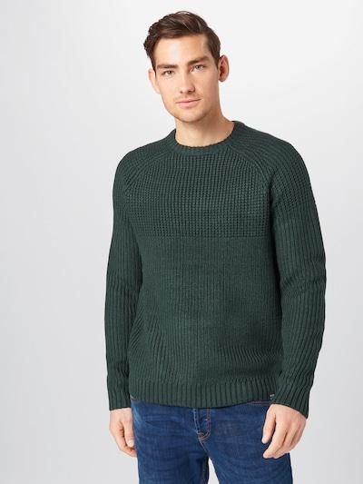 Megztinis 'KELVIN' iš Only & Sons , spalva - tamsiai žalia: Vaizdas iš priekio