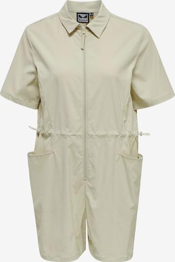 hummel hive Jumpsuit in beige, Produktansicht