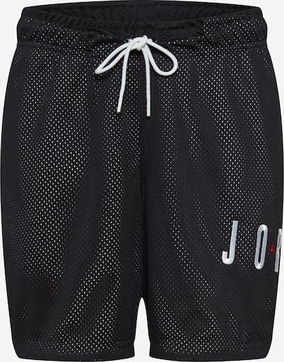 Jordan Pantalón deportivo 'JUMPMAN' en negro / blanco, Vista del producto