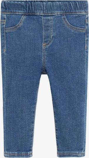 Jeans 'CARMEN8' MANGO KIDS pe denim albastru, Vizualizare produs