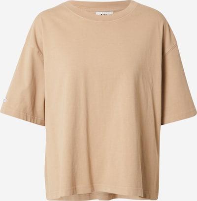 10k T-Shirt in hellbraun, Produktansicht
