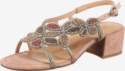 Alma En Pena Sandalette in mischfarben / pastellpink, Produktansicht