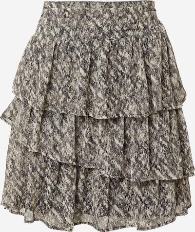 Sofie Schnoor Rock in grau / schwarz, Produktansicht