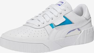 PUMA Niske tenisice 'Cali Shine' u bijela: Prednji pogled