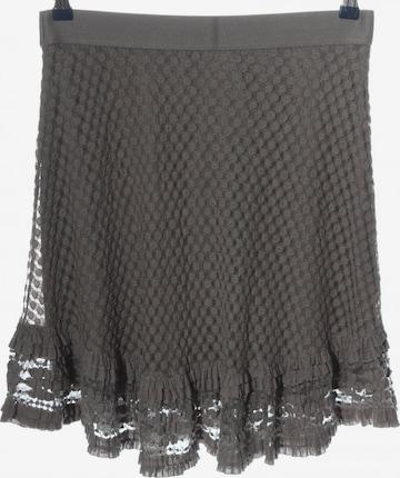 Max Studio Skirt in M in Grey