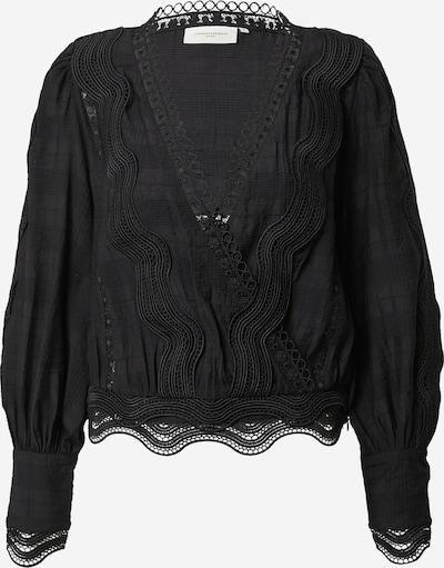 Copenhagen Muse Bluse in schwarz, Produktansicht