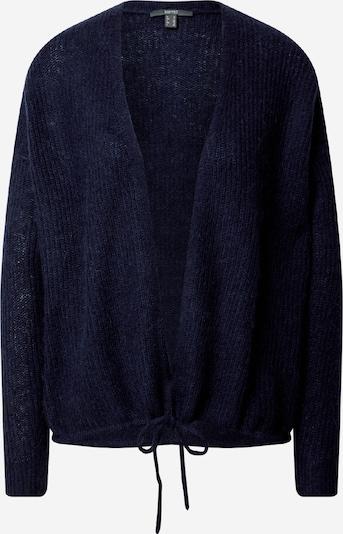 Esprit Collection Cardigan en bleu marine, Vue avec produit