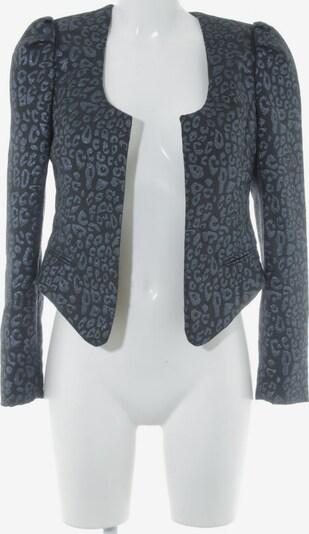 MAISON SCOTCH Kurz-Blazer in S in blau / schwarz, Produktansicht