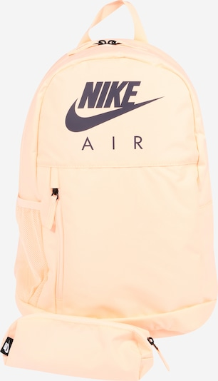 Nike Sportswear Rucksack in pflaume / rosa, Produktansicht