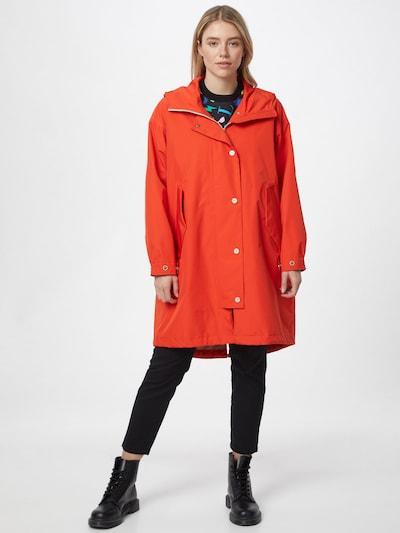 Cappotto funzionale 'PHENIA' g-lab di colore rosso arancione, Visualizzazione modelli