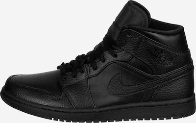 Jordan Baskets hautes ' Mid 1 ' en noir, Vue avec produit