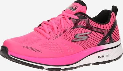 Sneaker bassa 'GO RUN' SKECHERS di colore rosa / nero, Visualizzazione prodotti