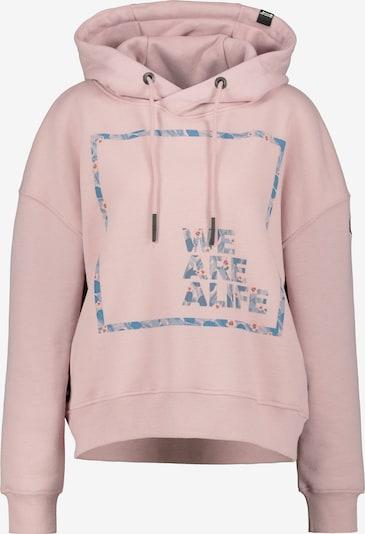 Alife and Kickin Sweatshirt in rosa, Produktansicht