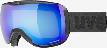 UVEX Sports Glasses 'downhill 2100 CV' in Black