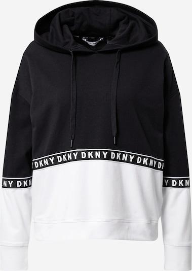 Megztinis be užsegimo iš DKNY Performance , spalva - juoda / balta, Prekių apžvalga