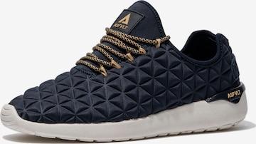 ASFVLT Sneaker in Blau