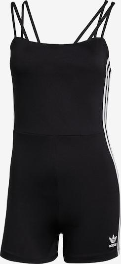 ADIDAS ORIGINALS Jumpsuit in de kleur Zwart / Wit, Productweergave