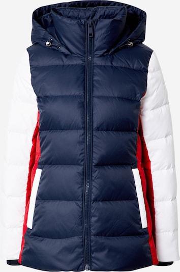 TOMMY HILFIGER Prijelazna jakna u plava / crvena / bijela, Pregled proizvoda