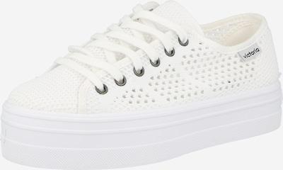 VICTORIA Sneak 'BARCELONA' in weiß, Produktansicht