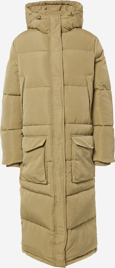 2NDDAY Manteau d'hiver 'Snowdy' en kaki, Vue avec produit