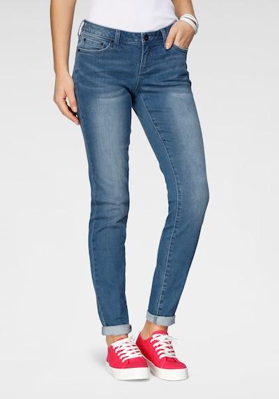 HIS JEANS Jeans in blau, Modelansicht