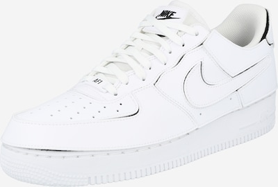 Nike Sportswear Matalavartiset tennarit värissä musta / valkoinen, Tuotenäkymä