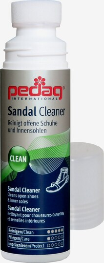 PEDAG Pflegemittel in dunkelblau / grün / weiß, Produktansicht
