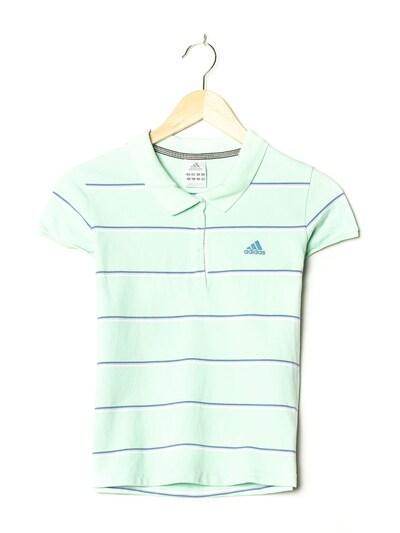 ADIDAS Polohemd in XS in pastellgrün, Produktansicht
